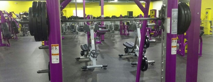 Planet Fitness is one of Brookeさんのお気に入りスポット.