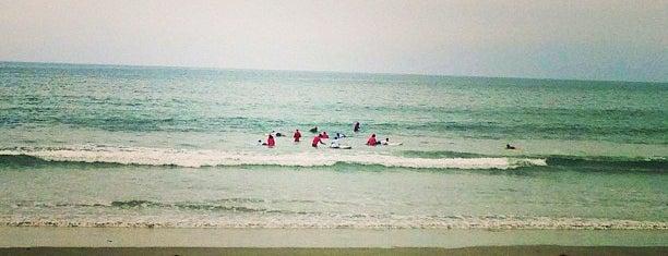 Coronado Shores Surf Break is one of Do: San Diego ☑️.