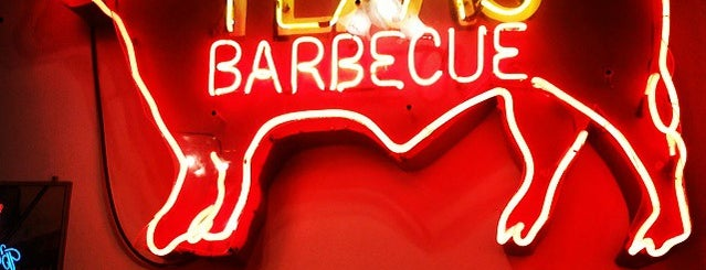 Must-visit BBQ in Texas