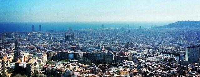 Búnkers del Carmel is one of Barcelona's Top 5 Picnic Spots.