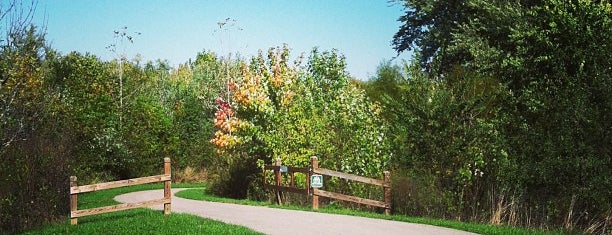 White River Greenway Trail is one of Jared's Liked Places.
