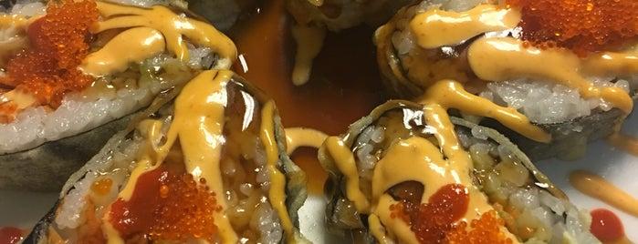 Sushi Koko is one of Locais salvos de squeasel.