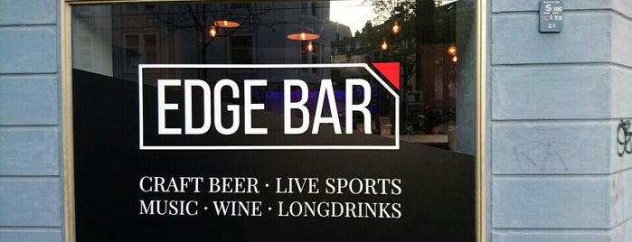 Edge Bar is one of Marathon2018-WKND.