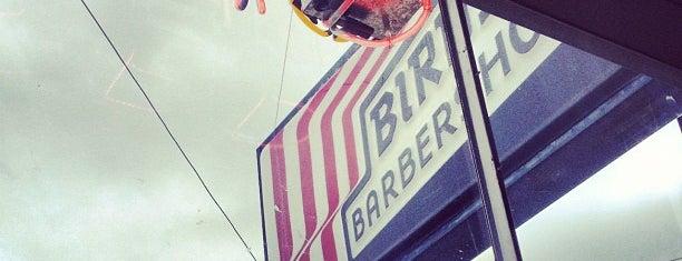 Birds Barbershop is one of Keep Austin Weird!.