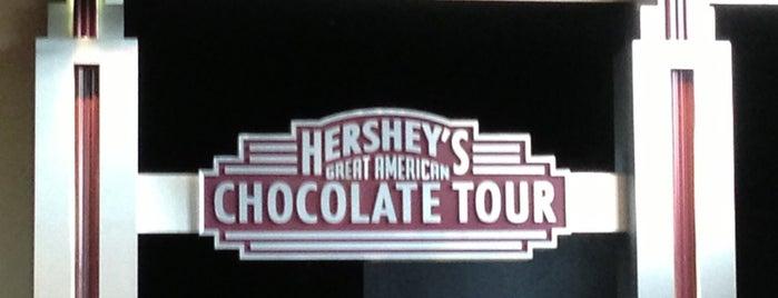 Hershey Chocolate Factory is one of Bucket List.