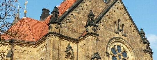 Garnisonkirche St. Martin is one of dresden.