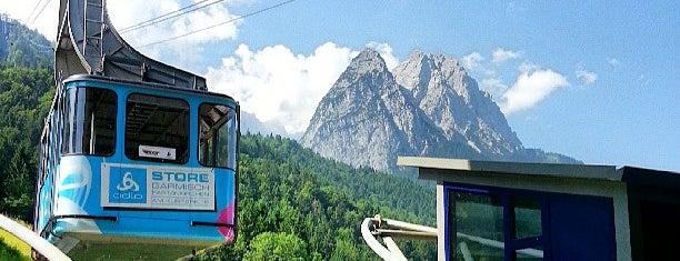 Alpspitzbahn is one of สถานที่ที่ Pier ถูกใจ.