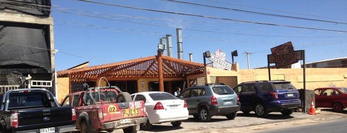 Rústico is one of Lugares guardados de Eduardo.