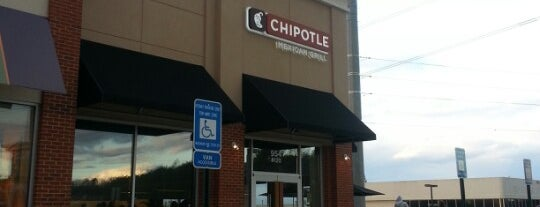 Chipotle Mexican Grill is one of GA, USA.