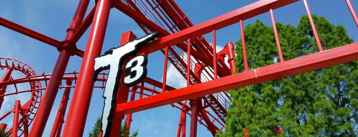 T3 is one of Orte, die Jay gefallen.