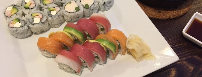 Daiwa Sushi Bar & Japanese Cuisine is one of Antonio's Saved Places.