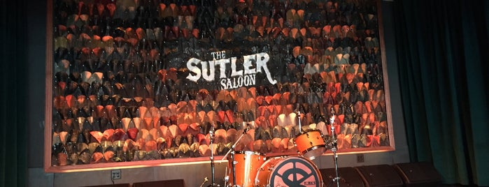 The Sutler is one of nashville.