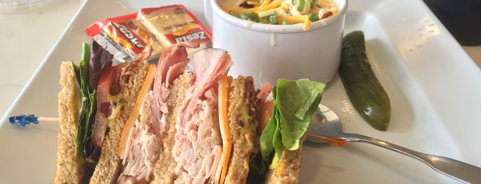 McAlister's Deli is one of NOLA.
