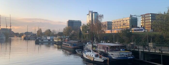Mariniersbrug (Brug 272) is one of Amsterdam.