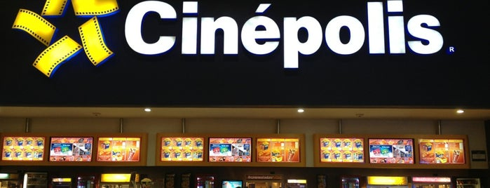 Cinépolis is one of Chris's Liked Places.