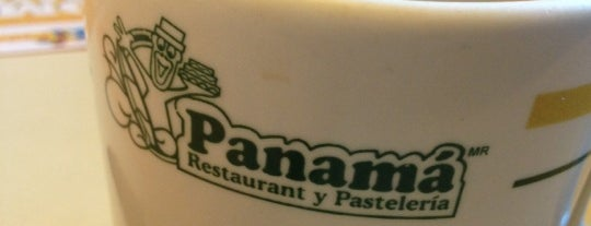 Restaurant Panama is one of Lugares favoritos de Ana.