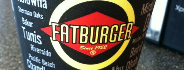 Fatburger is one of สถานที่ที่บันทึกไว้ของ Steve.
