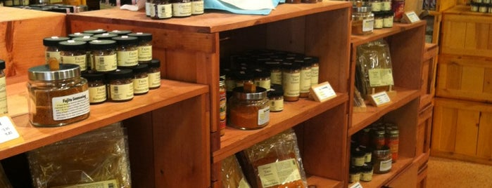 Penzeys Spices is one of RDU Baton - Raleigh Favorites.