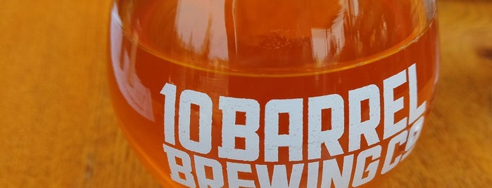 10 Barrel Brewing Company is one of Bend, Oregon.