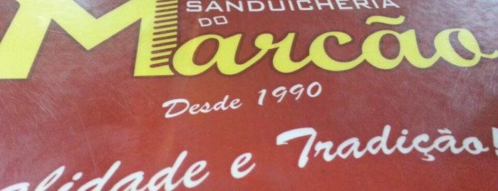 Sanduicheria do Marcão is one of Pra matar a fome.
