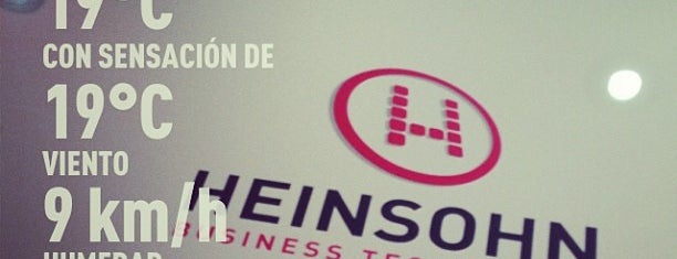 Heinsohn Business Technology is one of Empresas Colombia.