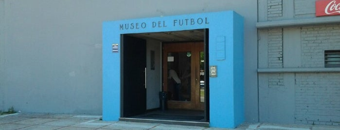 Museo del Fútbol is one of Uruguay.