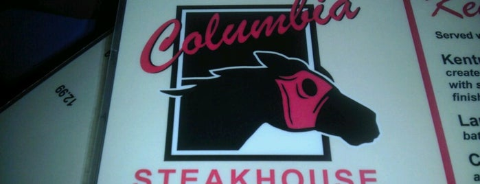 Columbia Steak House is one of Must-visit Food in Lexington.