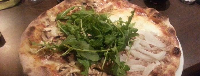 The Pizza Club is one of Berlin Spandau.