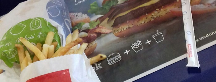 McDonald's is one of Adamさんのお気に入りスポット.