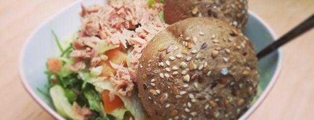 Salädchen is one of Vegan Options.
