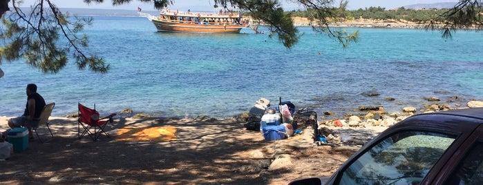 Bozbük Plajı is one of Orte, die Mehmet gefallen.