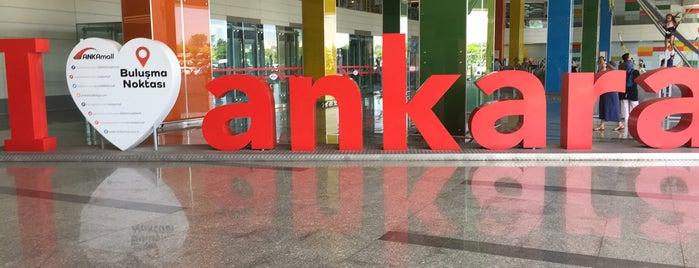 Ankara is one of Orte, die Mehmet gefallen.