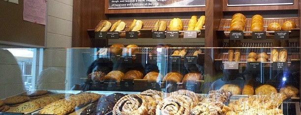 Panera Bread is one of ⚜ Nimesh : понравившиеся места.