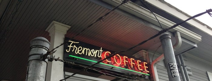 Fremont Coffee Company is one of Orte, die Tabitha gefallen.