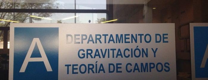 Instituto de Ciencias Nucleares UNAM is one of Institutos UNAM.