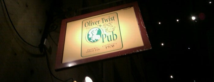 Oliver Twist Pub Zürich is one of Oliver 님이 좋아한 장소.