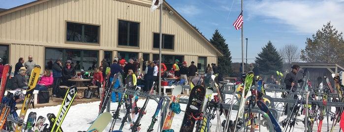 Ausblick Ski Hill is one of Locais curtidos por Jeanne.