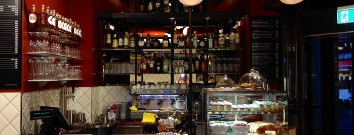 SPIGA Ristorante & Bar is one of Posti che sono piaciuti a Amit.