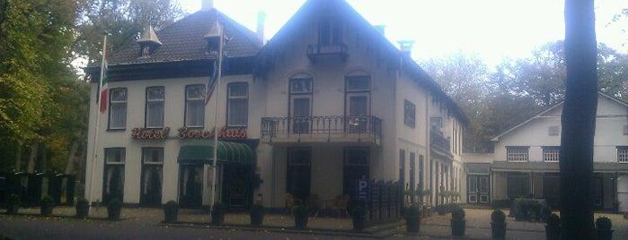 Hotel Boschhuis is one of Orte, die Olivia gefallen.