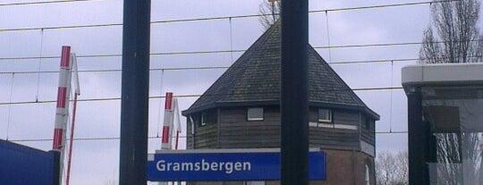 Station Gramsbergen is one of Friesland & Overijssel.
