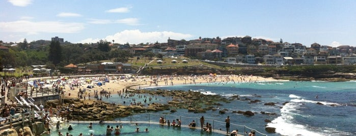 Bronte Beach is one of SYD.
