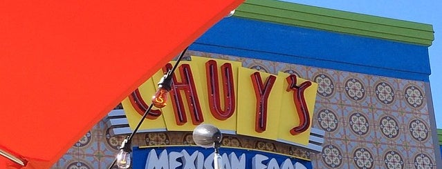 Chuy's is one of Dallas.