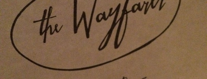 The Wayfarer is one of Midtown East.
