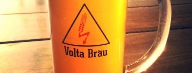 Volta Bräu is one of Locais salvos de Kristof.