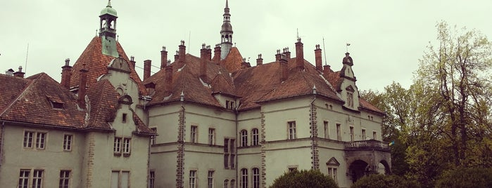 Палац Шенборнiв is one of Posti che sono piaciuti a Alex.