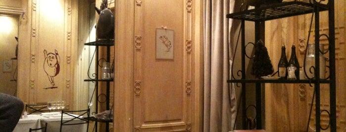 Le Ribouldingue is one of So Paris : trendy bistronomie.