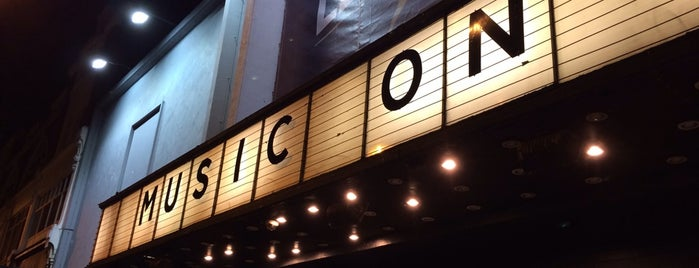 Electric Brixton is one of London.