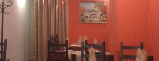 Сайгон is one of кафе, пабы, рестораны.