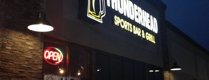 Thunderhead Sports Bar & Grill is one of Gさんのお気に入りスポット.