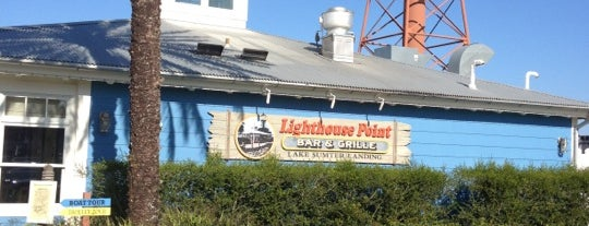 Lighthouse Point Bar & Grille is one of Lizzieさんの保存済みスポット.